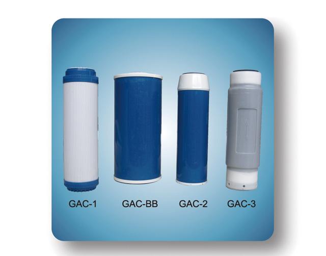 鑫华膜GAC颗粒活性炭滤芯 (2)