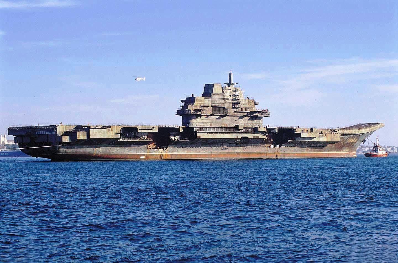 俄媒:菲律宾欲购买西班牙退役航母 载机22架