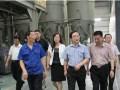 成都市环保局陈琳局长陪同市领导黄建发深入市政务中心直接联系服务群众
