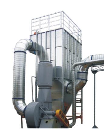 WL-300型拆装式布袋除尘器