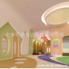 幼儿园PVC商用地板 厂家 1-6毫米厚度可定制 儿童地胶地板 室内